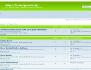 Imagem do Portal fórum institucional do IPA